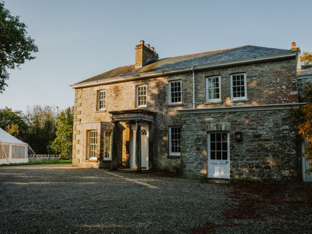 Introducing a brand new weekend wedding venue in Cornwall