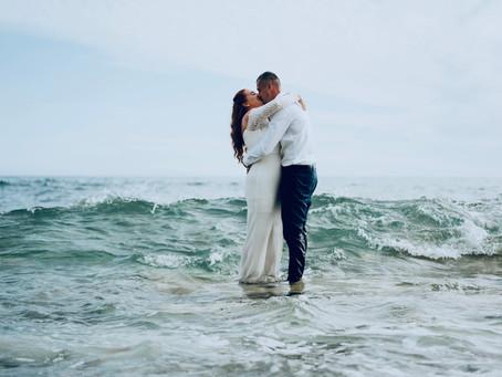 Real life wedding: Jodie and Hayden