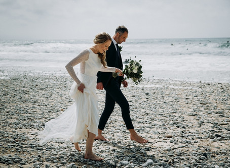 Cornwall's top eco-friendly wedding venue