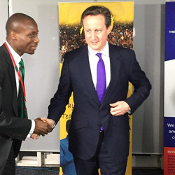 Production Managing visit of Prime Minister David Cameron to the Festival of Life