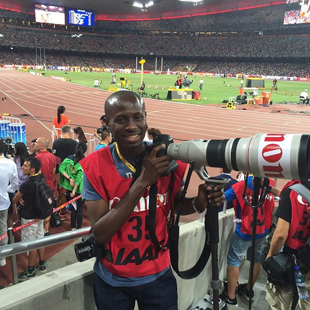 Sports Photography at IAAF World Championships Beijing 2015