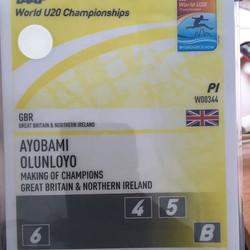 PaV Memories from #IAAF World U20 Championships Bydgoszcz 2016 [10]