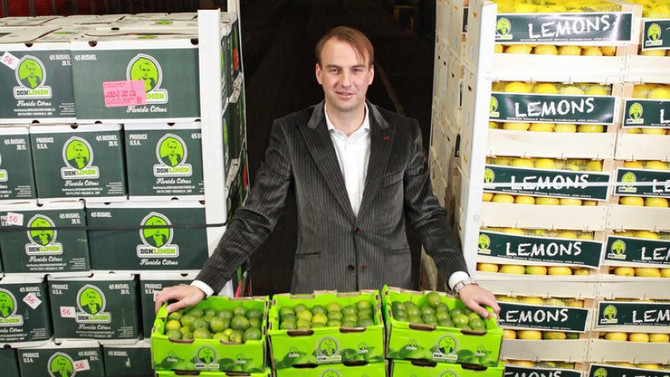 Don Limón launches new strawberry brand for North America