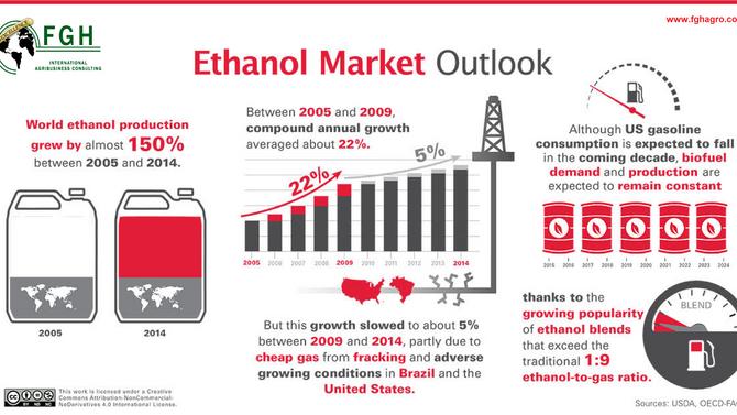 Is Ethanol an environmental solution?