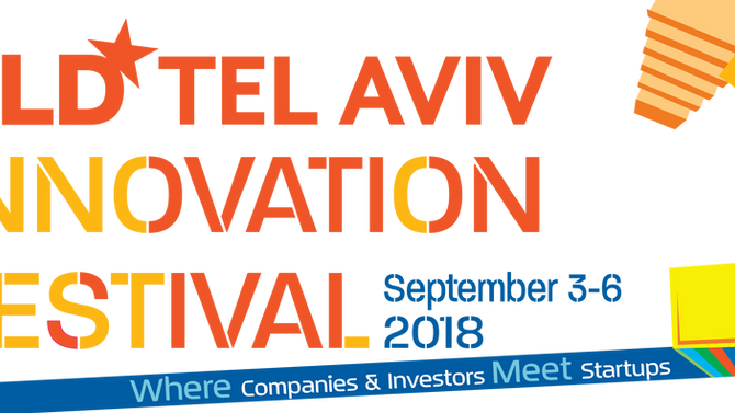 "Travel with us to ""DLD Tel Aviv Innovation Festival 2018"", world's most important inno"