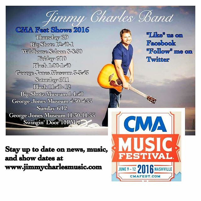 Who is ready for Country Musics biggest