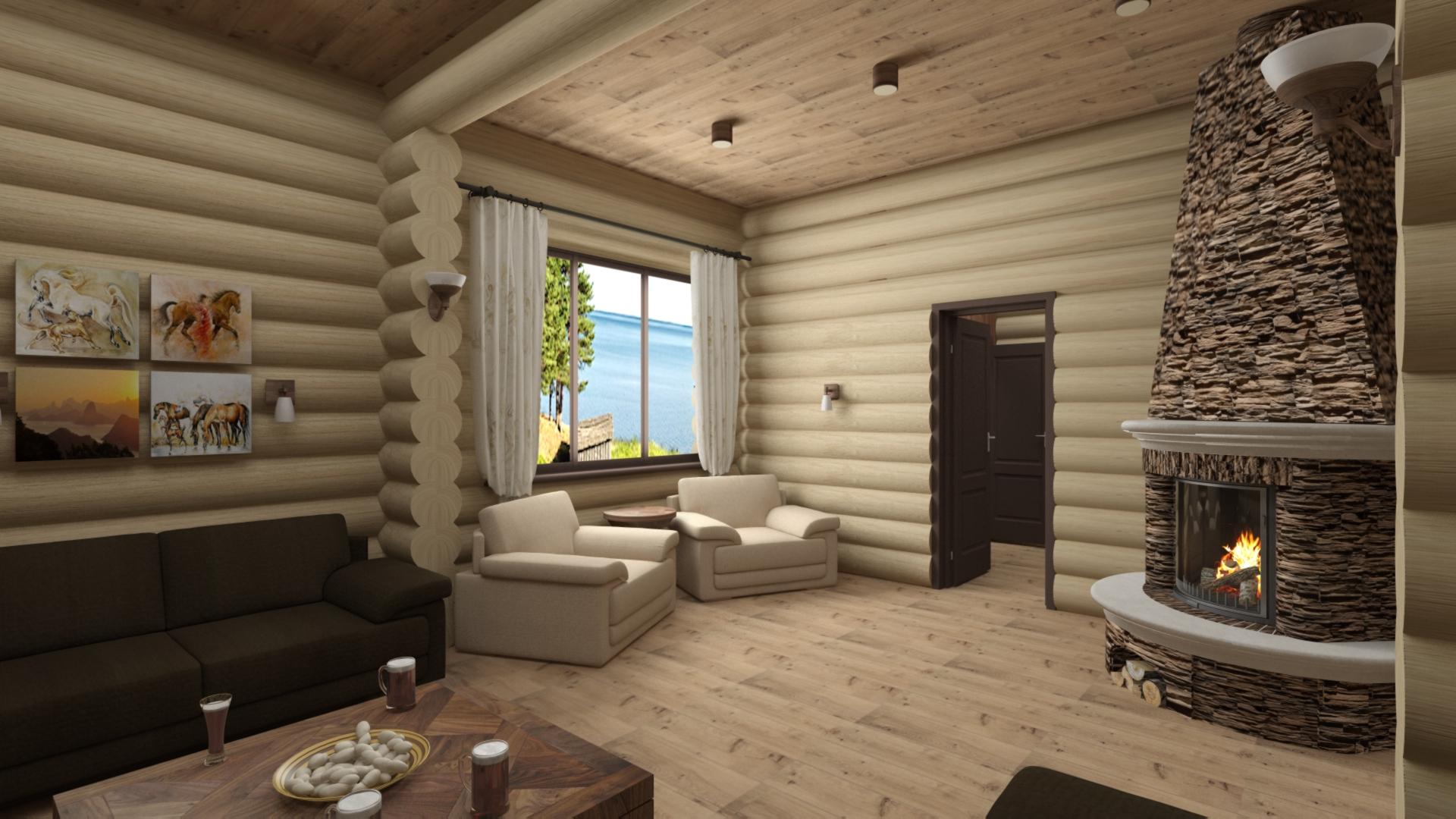 Дизайн комнаты отдыха