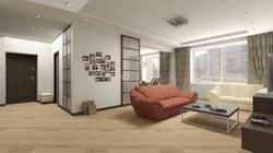 Четырехкомнатная квартира 116 кв.м.