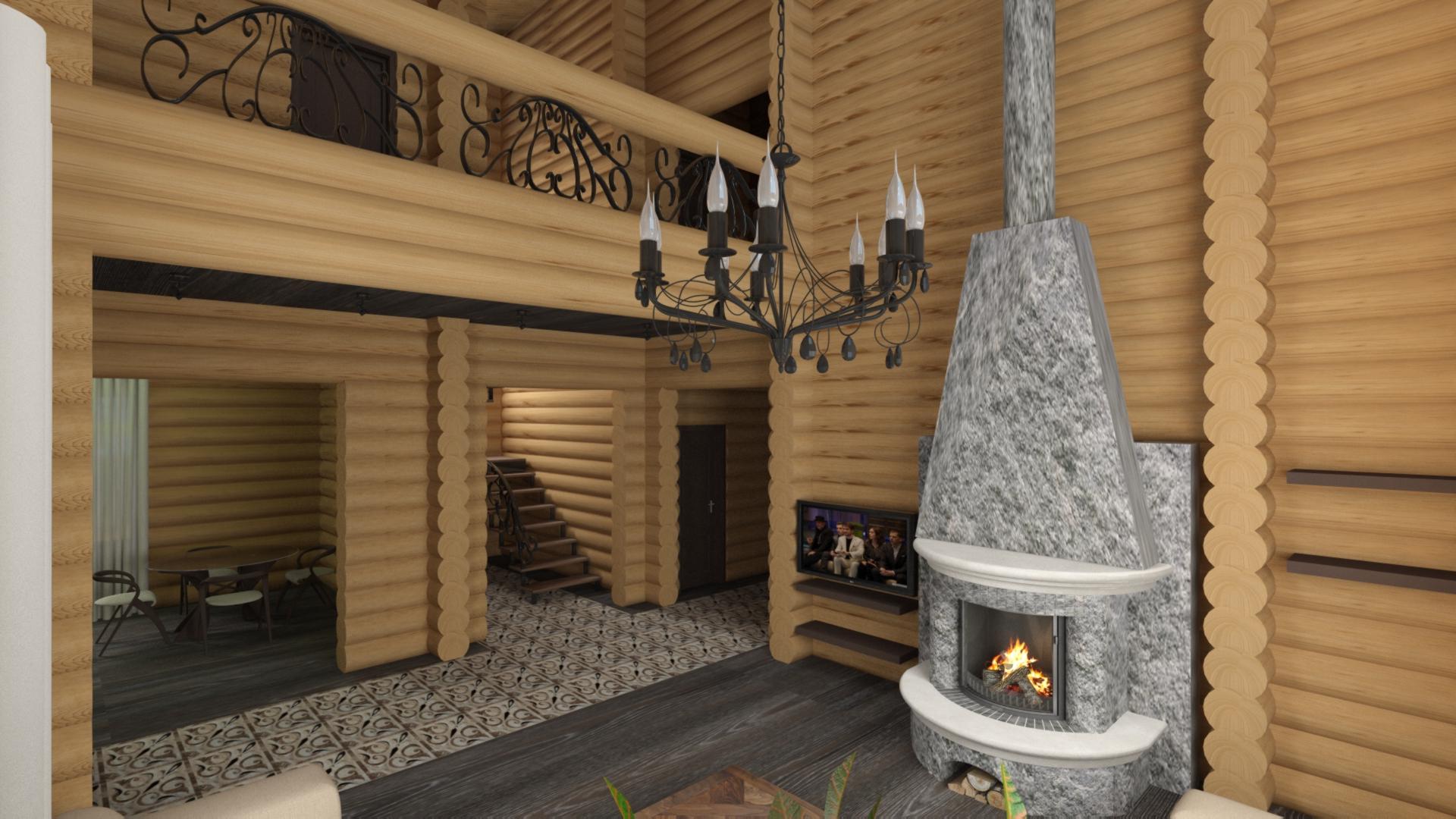 Двухэтажный коттедж 120 кв.м.