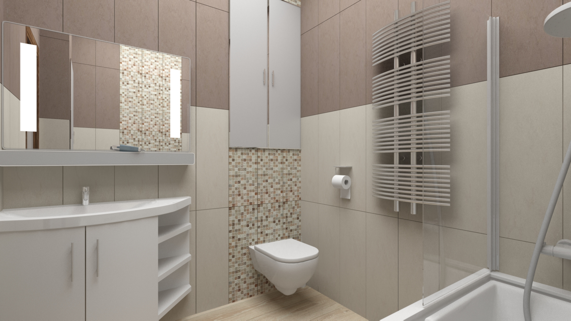 Дизайн ванны