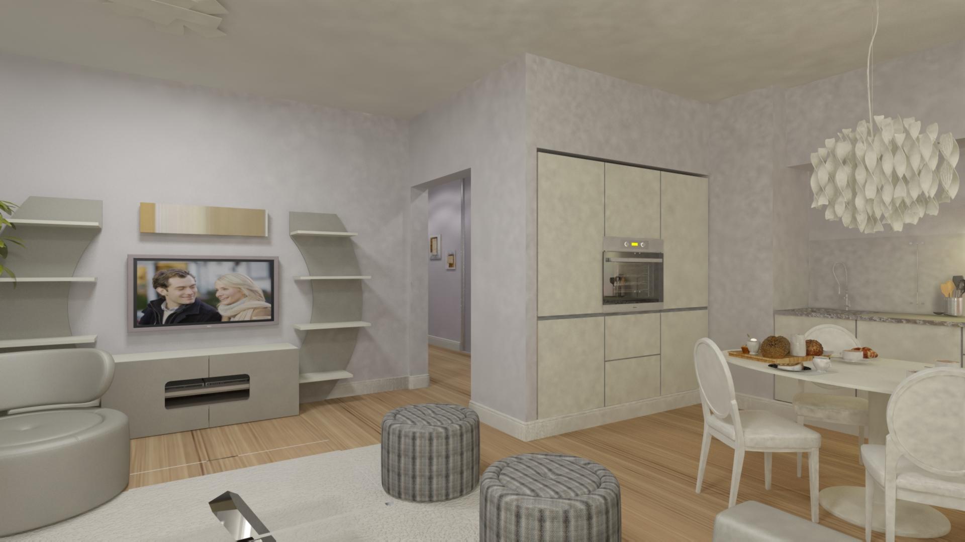 Дизайн комнаты, дизайн кухни