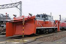 DD15 糸魚川留置中