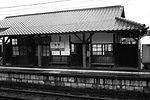 津山線建部駅