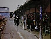 津山線亀甲駅