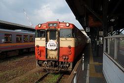 津山3番線