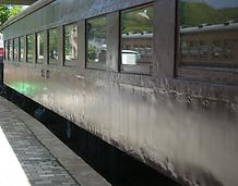 旧型客車 オハ35