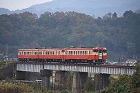 復路:加茂川橋梁