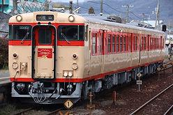 快速で運用中の列車(野々口)