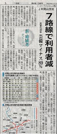 山陽新聞 特集 2017-5-14