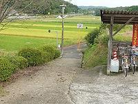 西勝間田駅入口 28/9/30