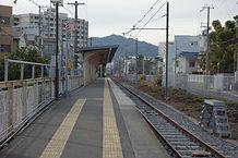 和田岬駅ホーム