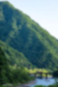 大糸線の120-6 撮影:糸魚川 赤野さん撮影