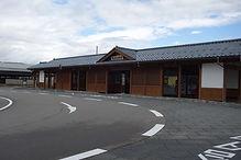 越前大野駅正面