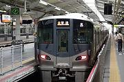 天王寺発着の阪和線列車