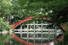 住吉大社 反橋