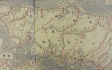 昭和9年路線図