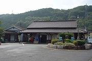 弓削駅 2020-8