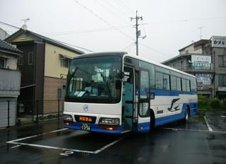 岡山⇒津山:500円バスを利用してみました。