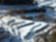 雪の大垪和西棚田