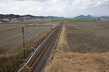 大砂川トンネル 甲西方