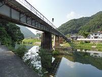 宇甘川橋梁