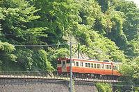 加茂川沿いを登る