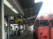 岡山駅9番線