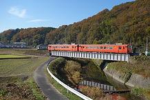 大垂川橋梁 2020-11