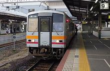 キハ120-356 2017/10 岡山