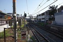 玉水駅から 跨線水路橋