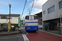 亀甲駅 出発