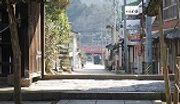 里山を行くキハ 神目~弓削