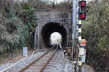 天神川トンネル 京田辺側