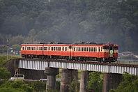 加茂川橋梁