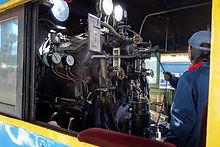 C11形運転台