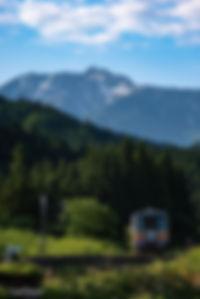大糸線の120-7  撮影:糸魚川 赤野さん撮影