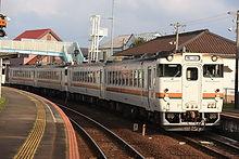 JR東海キハ48 4連