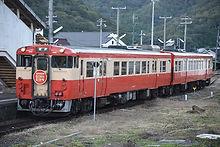 記念号福渡入線サイド