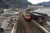 雛まつり列車 中国勝山