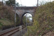 馬坂川跨線水路橋